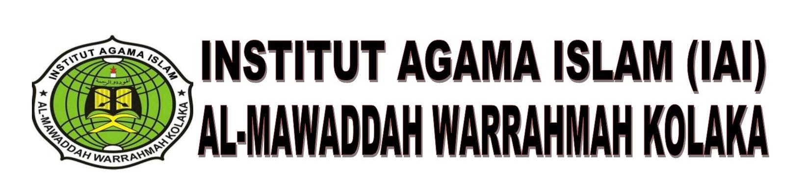 Institut Agama Islam Al Mawaddah Warrahmah